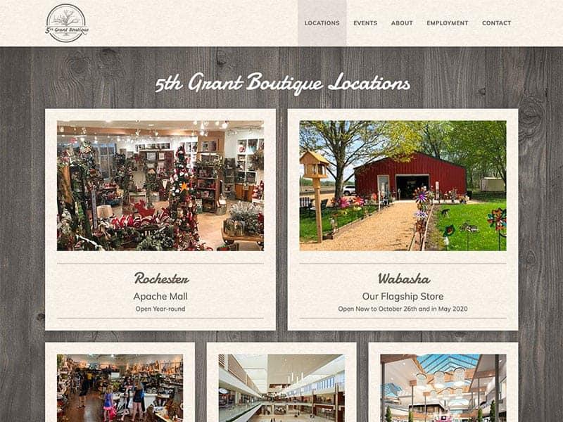5th Grant Boutique