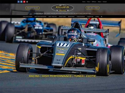 Exclusive MotorWorks Racing