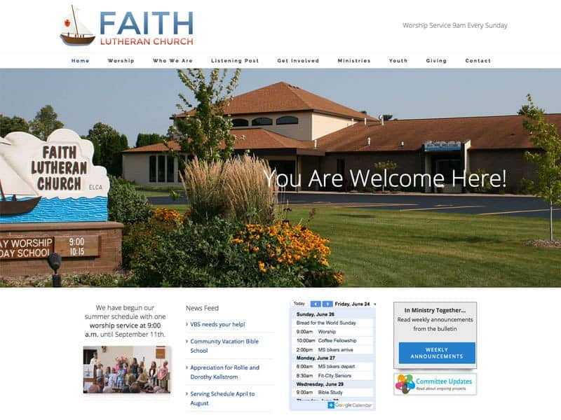 Wabasha Faith Lutheran Church