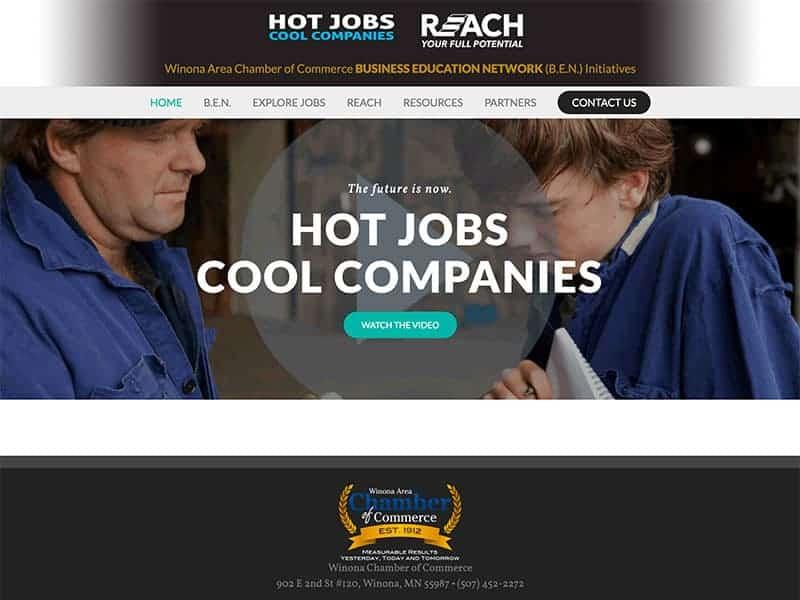 Hot Jobs Cool Companies