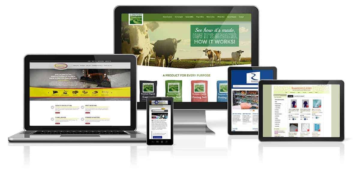VDG Mobile websites