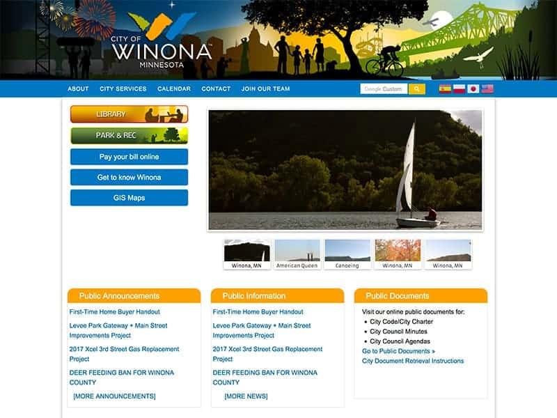 City of Winona