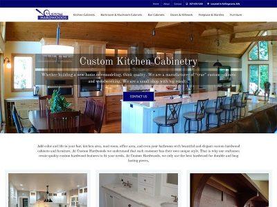 Custom Hardwoods