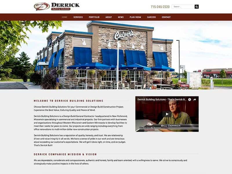 Derrick Building Solutions