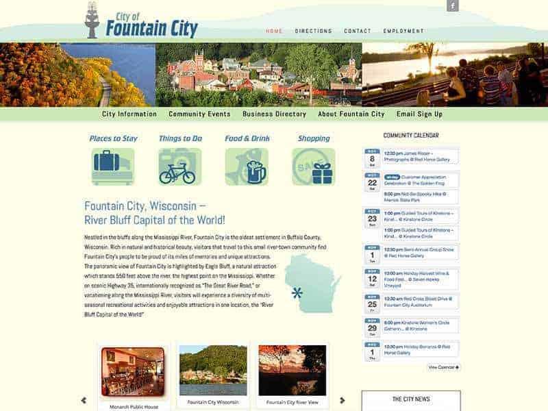 City of Fountain City