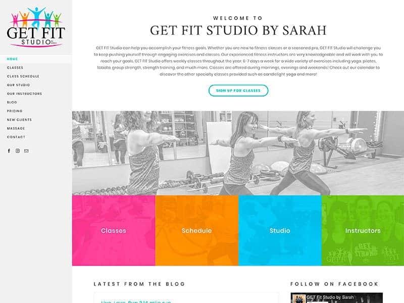 Get Fit Studio by Sarah
