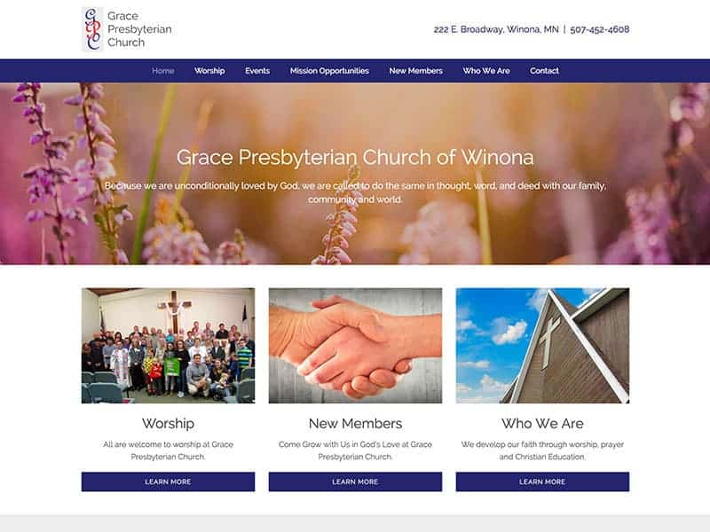 Grace Presbyterian Church of Winona