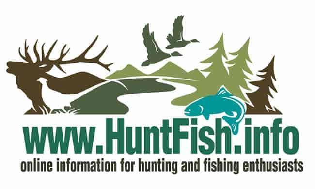 Hunt Fish Logo