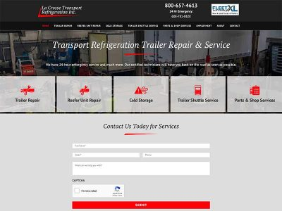 La Crosse Transport Website