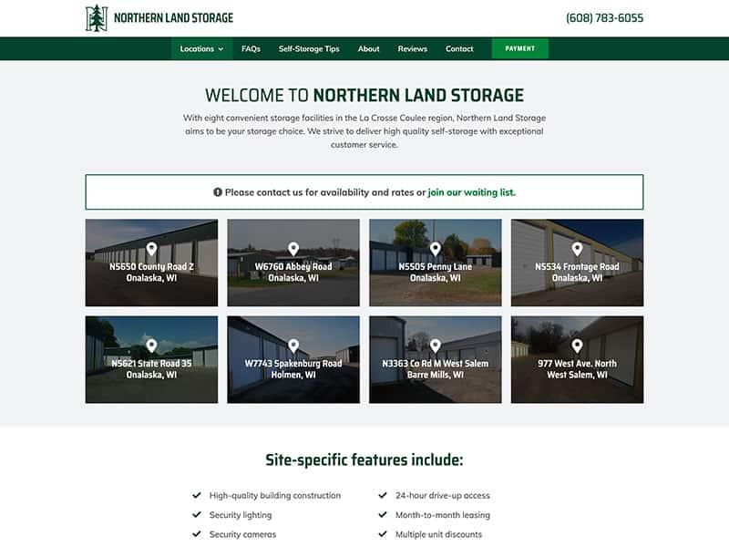 Property Management Website Designs