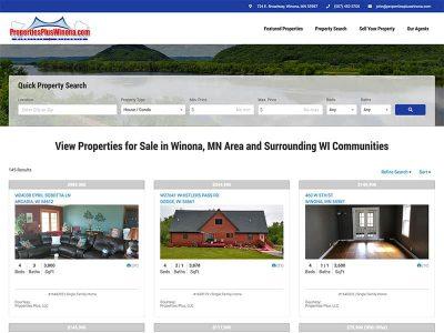 Properties Plus
