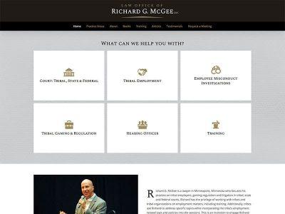 Richard McGee Law